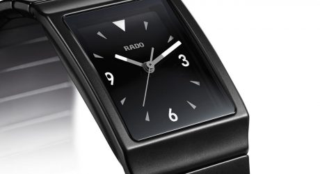 A Ceramic Watch Designed by Konstantin Grcic