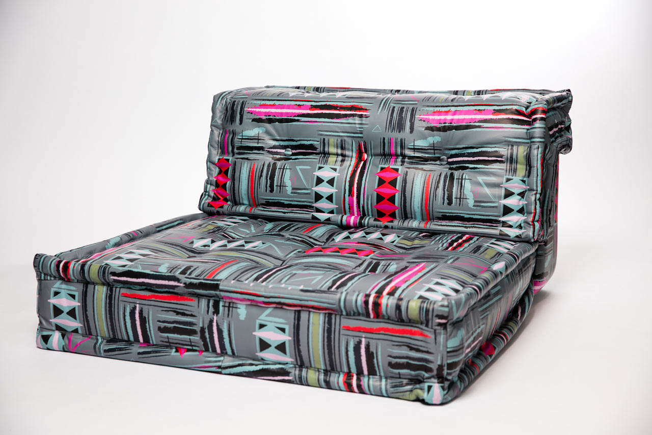 mimi plange x roche bobois design milk. Black Bedroom Furniture Sets. Home Design Ideas