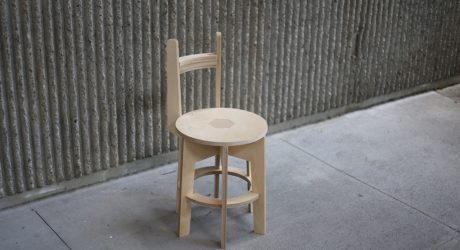 Expose: Wood Joinery Furniture By Shel Han