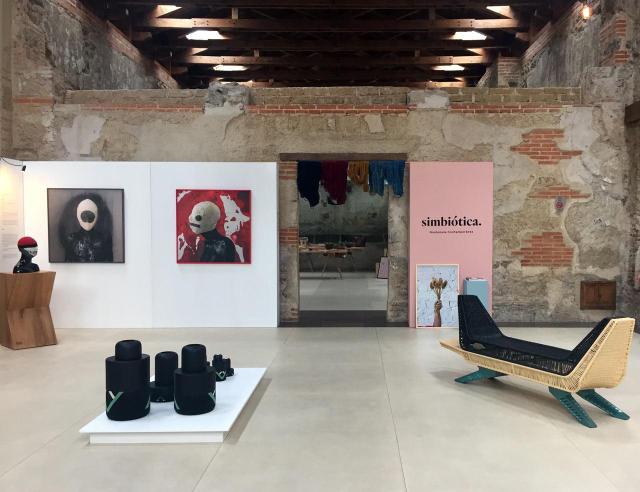 Simbiótica: An Exhibition of Modern Guatemalan Design
