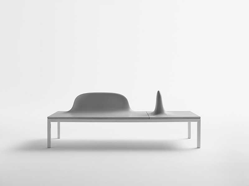 Uluru Modular Concrete Seating by Shiro studio