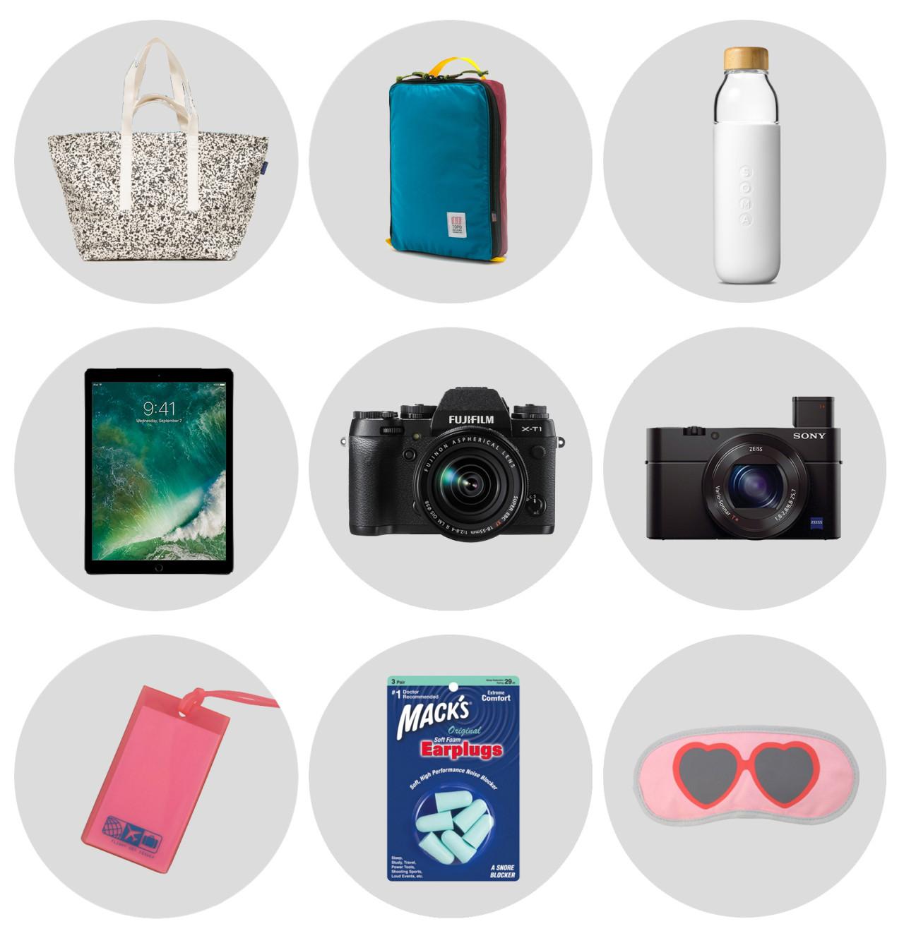Travel Accessories Roundup: The Design Milk Team Edition