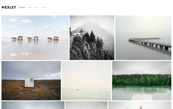 How to choose the best squarespace template the only three tips looking for a template with a great gallery display give flatiron a spin pronofoot35fo Gallery