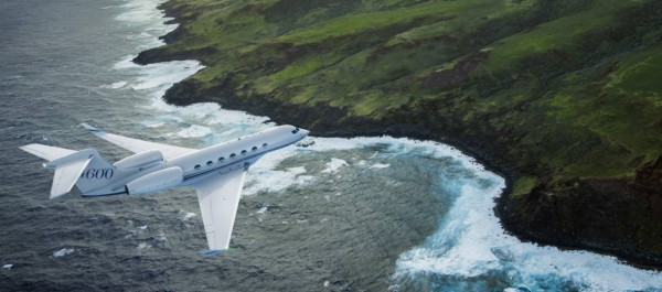 Capable of a max speed of Mach .925 with a max range of 6,200 NM, the Gulfstream G600 was redesigned and shaped by  customer feedback.