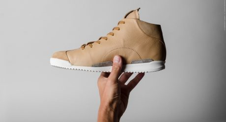 There Are Only 100 Pairs of These Hard Graft S1 Mid Top Sneakers