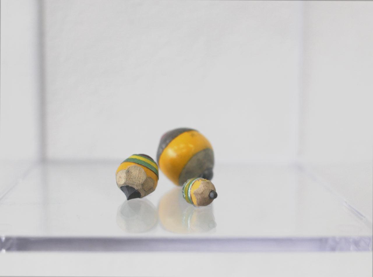 Pencil Balls (2016)