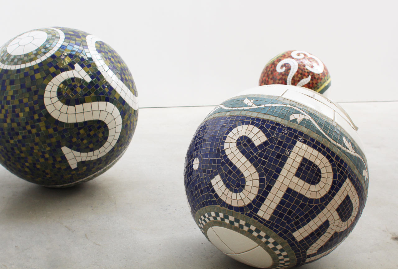 Stop Balls (Sheridan Square, Spring Street, 23rd Street) 2016