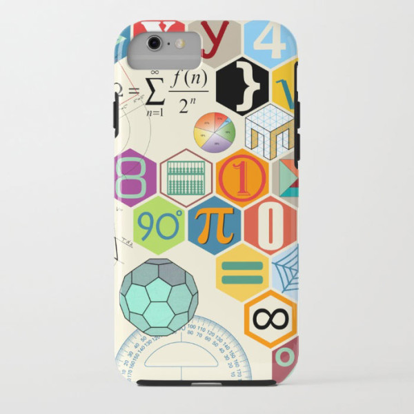 math-in-color-iphone-7-case