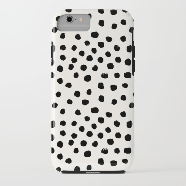 preppy-brushstroke-polka-dots-iphone-7-case