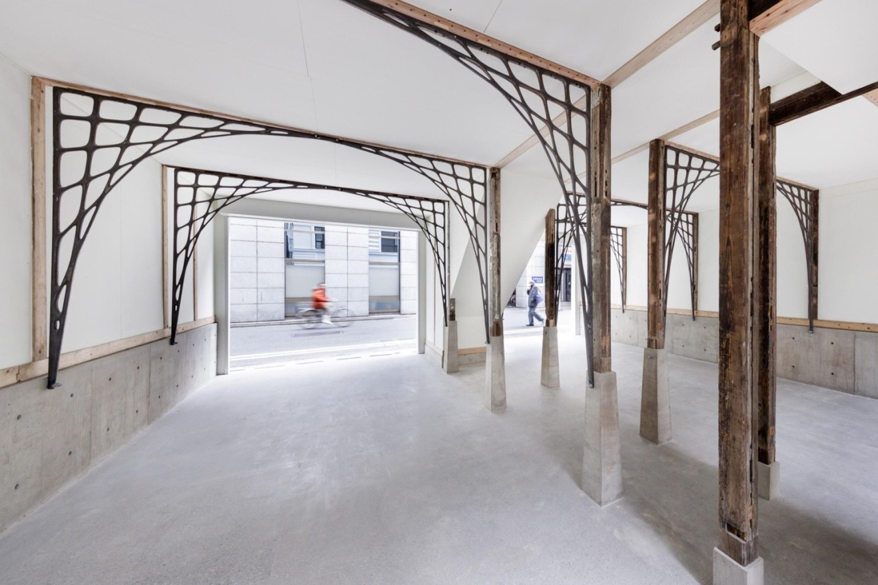 "Renovation of ""KANBAN-Style"" Building by Rei Mitsui Architects"