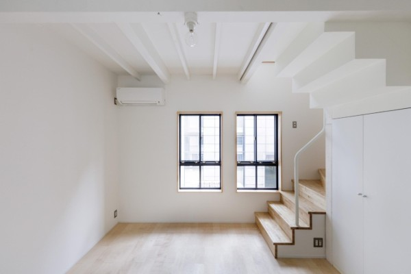 Former Tailor Shop in Nihonbashi, renovation by Rei Mitsui Architects