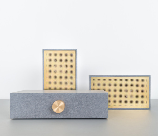 The Osloform Serpentine Stereo Is Stunningly Simple
