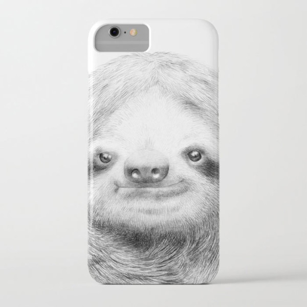 sloth-iphone-7-case