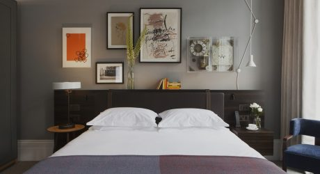 A Chic Hotel With Quintessential British Charm