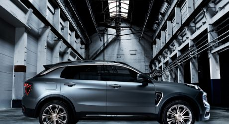 Lynk & Co. 01 Simplifies Sharing the Car Into a One Button Affair