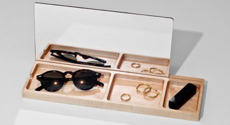 New Maple Organizers from ATELIER-D