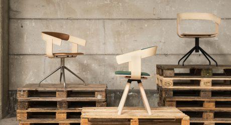 BuzziSpace Launches BuzziFloat: A Workspace Chair