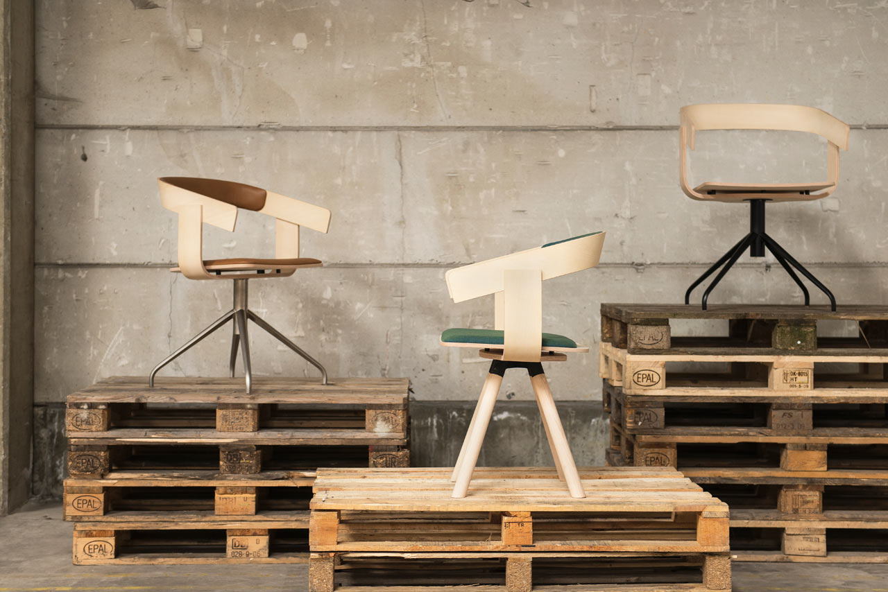 BuzziSpace Launches BuzziFloat: A Workspace Chair