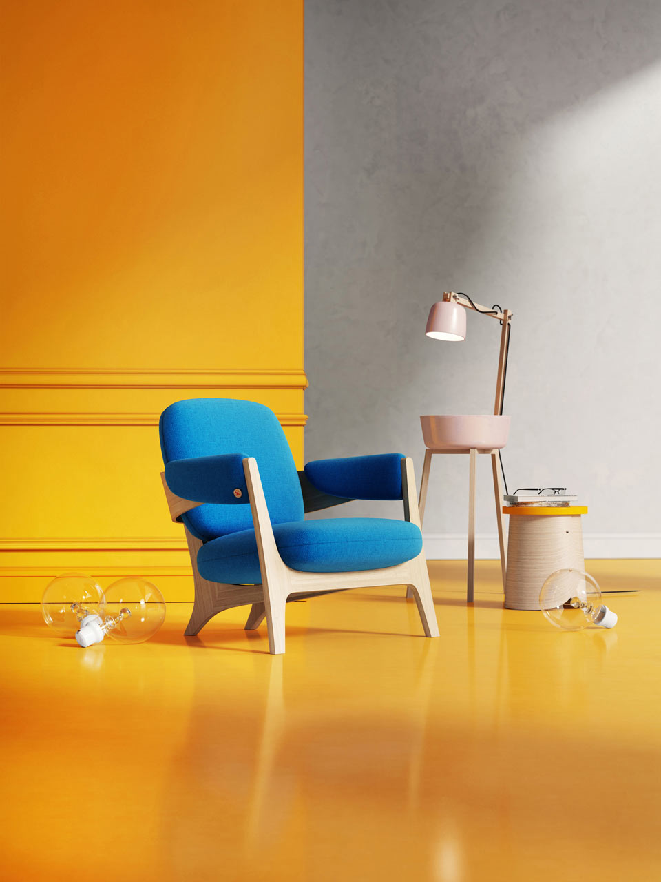 Candy Brings a Fresh Approach to Seating