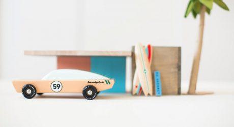 Candylab: Modern Vintage Wooden Toys