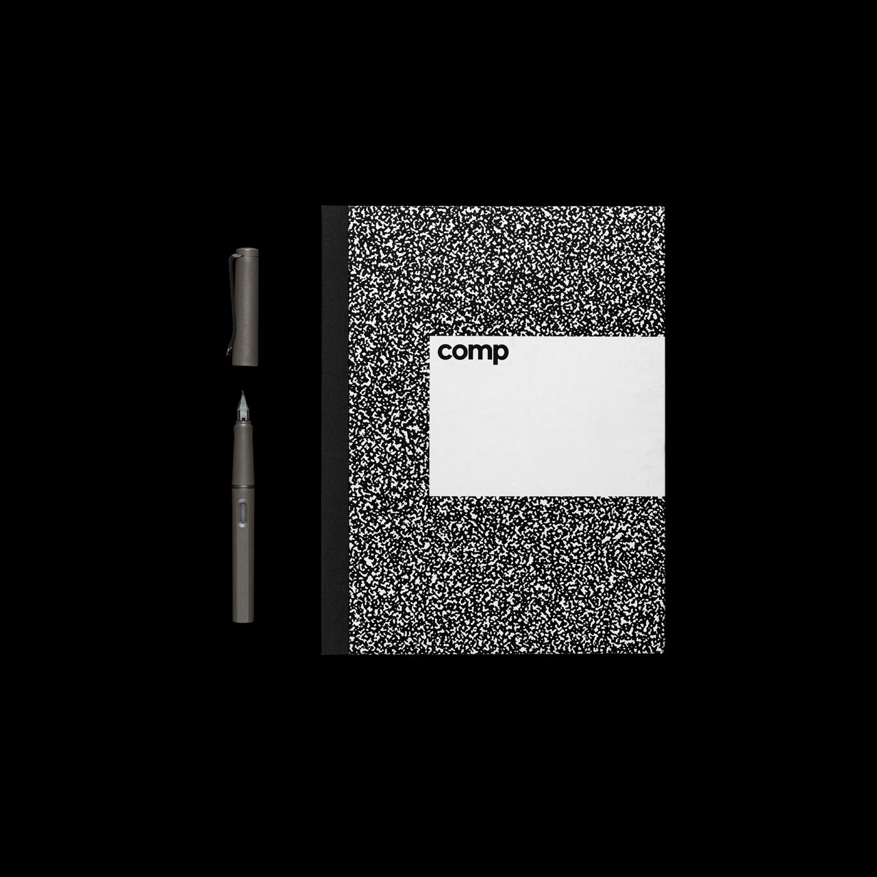 The Infamous Composition Notebook Gets a Redesign