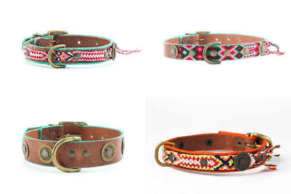 DWAM_dog_with_a_mission_boho_style_dog_collar_leash_harness