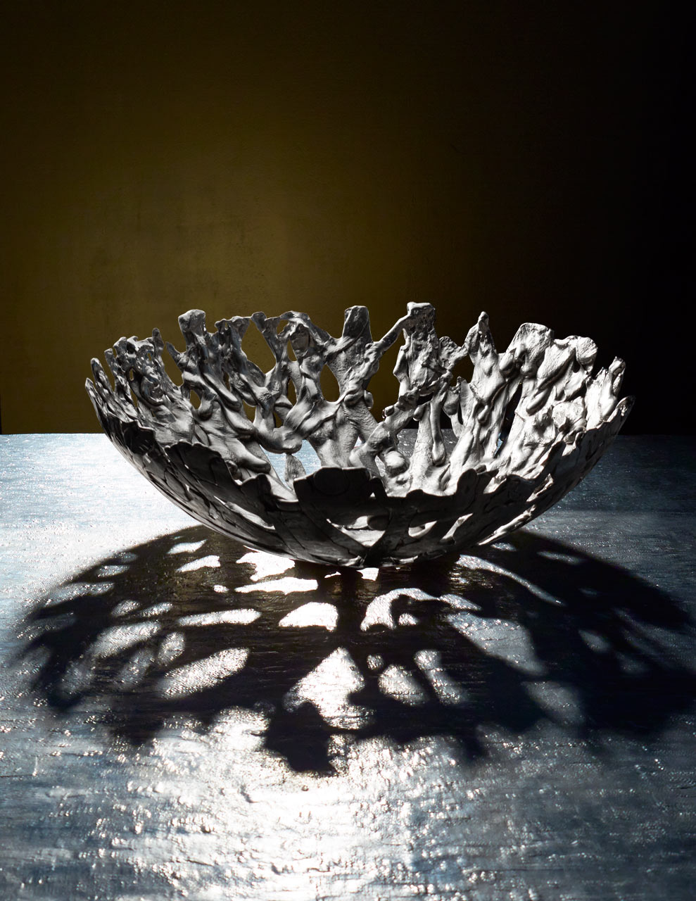 How Michael Aram's Molten Metal Collection is Made