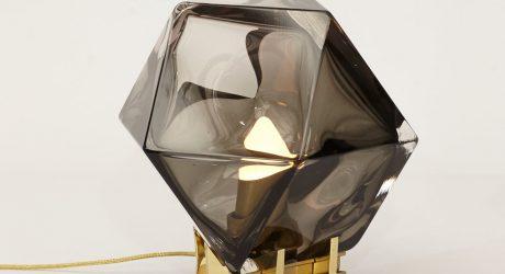 A Gem-Like Table Lamp from Gabriel Scott
