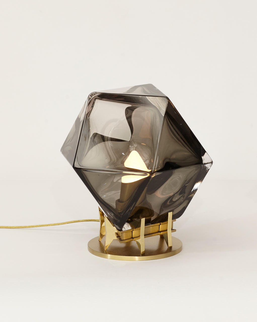 A Gem-Like Table Lamp from Gabriel Scott