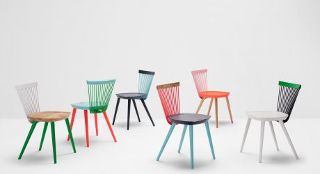 The Limited Edition WW Chair Color Series