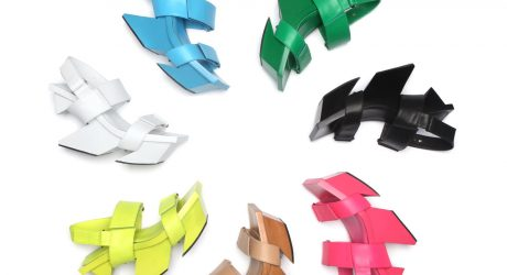 ISSEY MIYAKE x UNITED NUDE Shoes