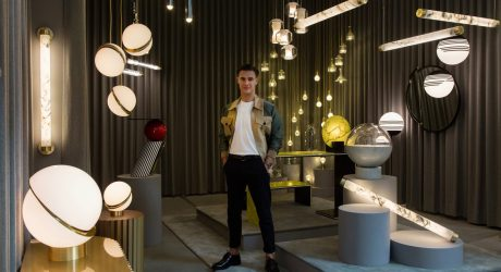 Lee Broom Opens Permanent NYC Showroom