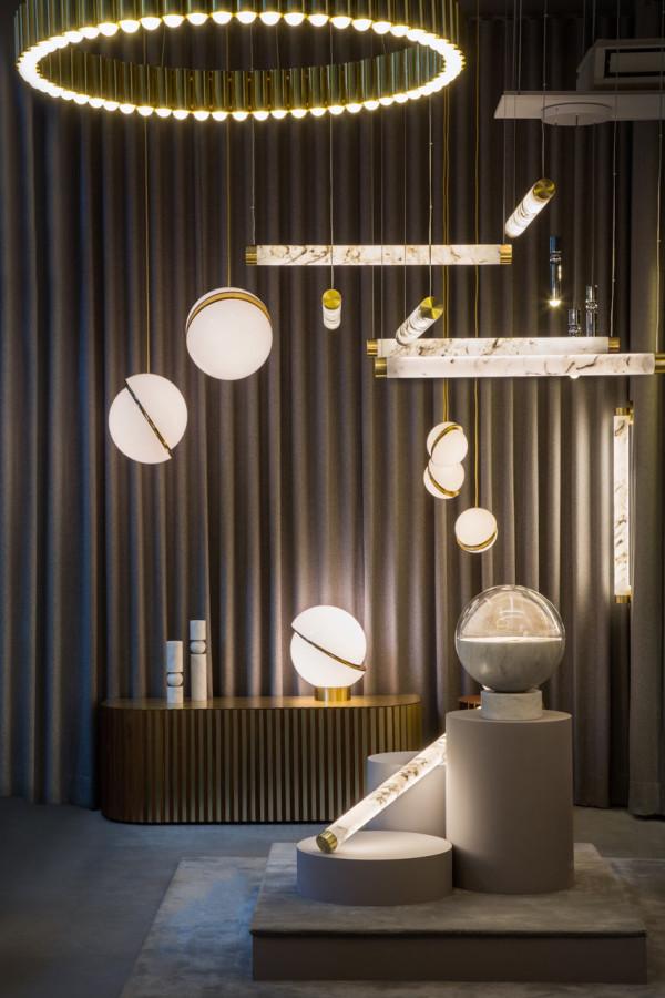 Lee Broom Opens Permanent Nyc Showroom Design Milk