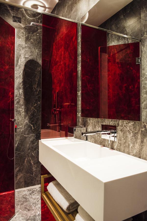 Milu Hotel Bathroom 1