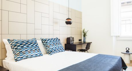 The Milu: A Modern Hotel in Classic Florence