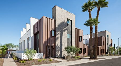 Modern Townhome Development in Phoenix
