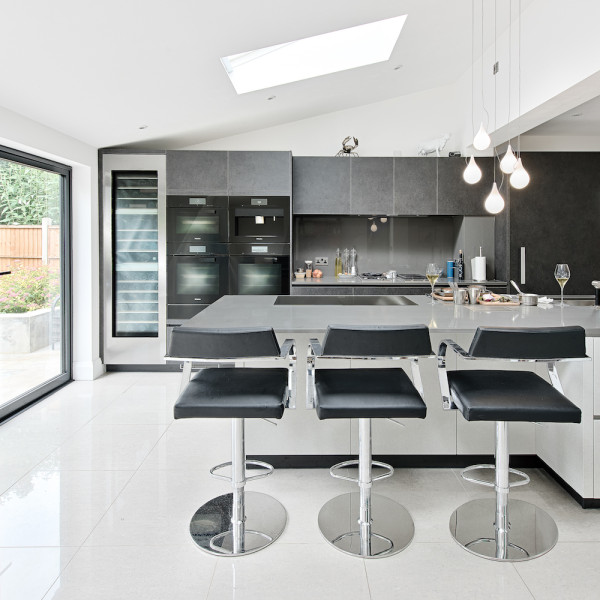 chef-inspired kitchen design with miele - design milk