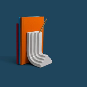 Exclusive: Carlo Bookends by Ini Archibong for OTHR