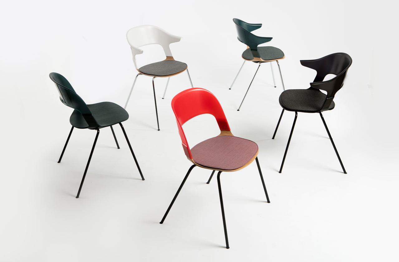A Modular Chair With Over 8,000 Combinations