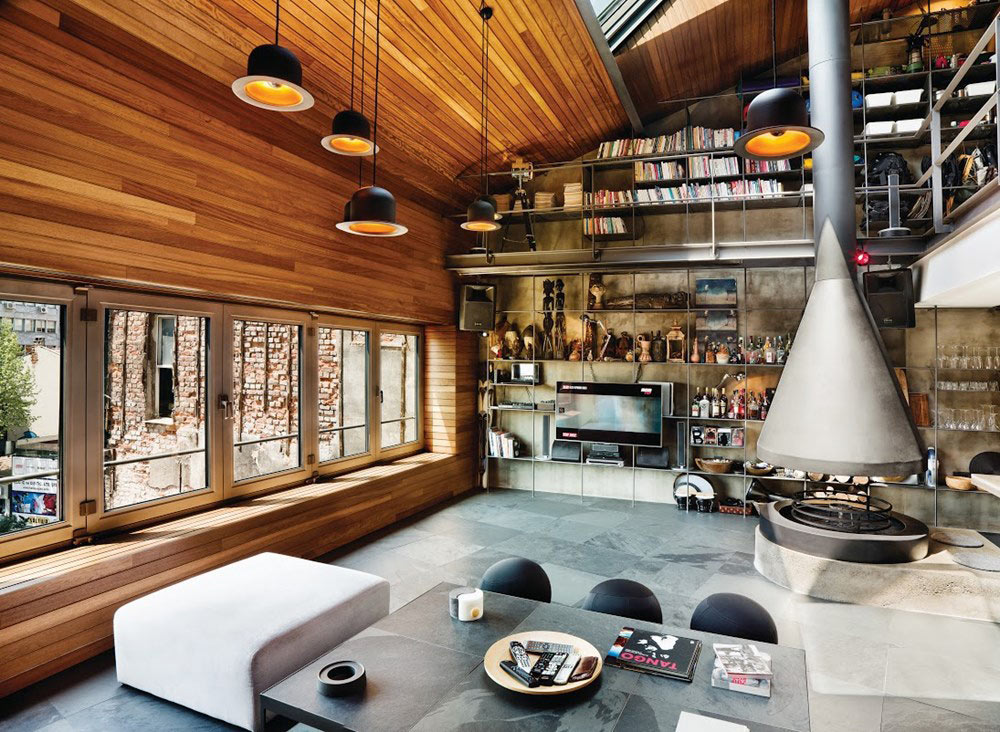 10 Modern Lofts We'd Love to Call ...