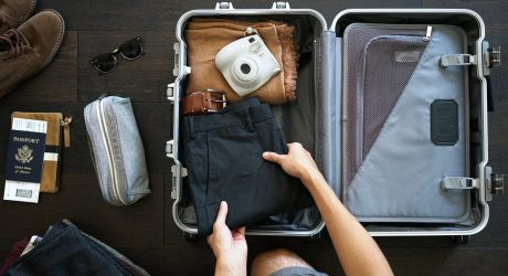 Take A Look at the TUMI 19 Degree Collection + We're Launching Travel Guides!