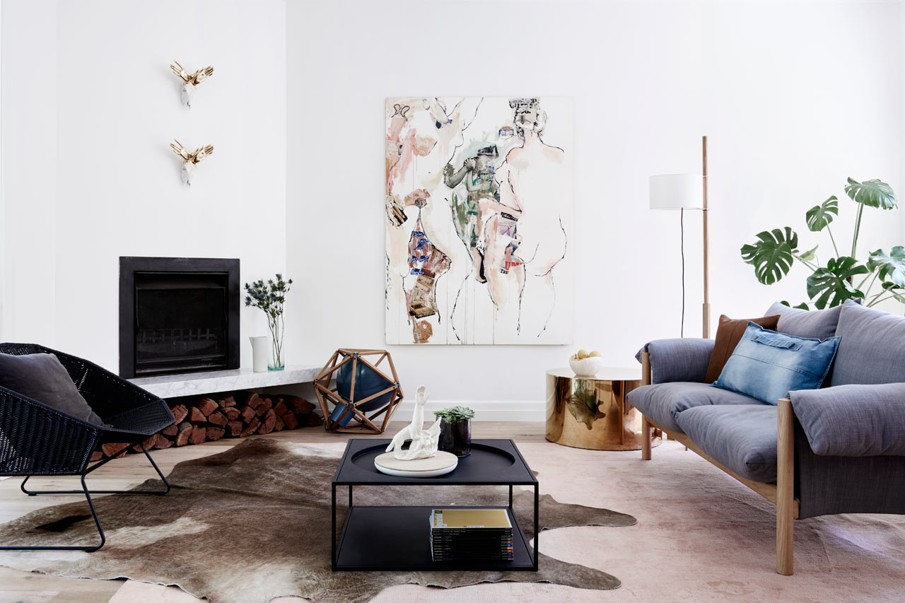 A Melbourne Home is Renovated for a Growing Family