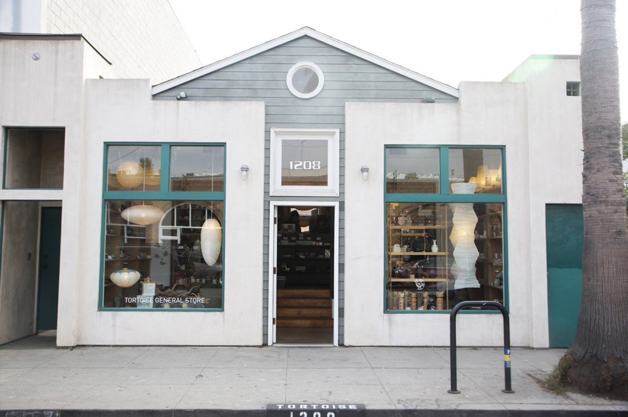 Tortoise General Store located in Venice's shopping and dining corridor of Abbot Kinney.