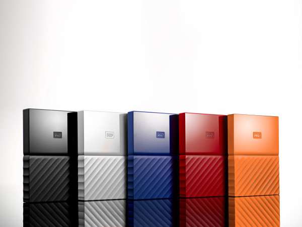 Yves B�har Redesigns Western Digital?s My Passport Drives