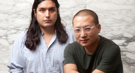 Where I Work: Chen Chen & Kai Williams