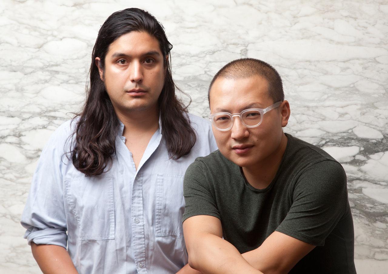 Where I Work: Chen Chen & Kai Williams