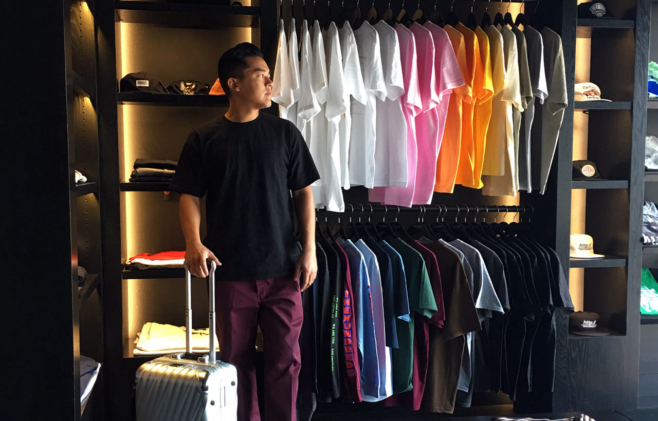 City in a Suitcase: Bobby Kim of The Hundreds Gives us an Insider Look at LA Culture