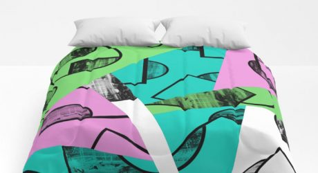 Society6 Introduces Comforters
