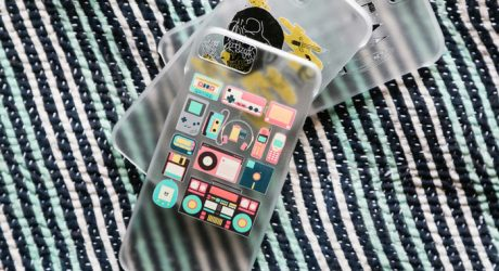 Society6 Launches Clear Phone Cases