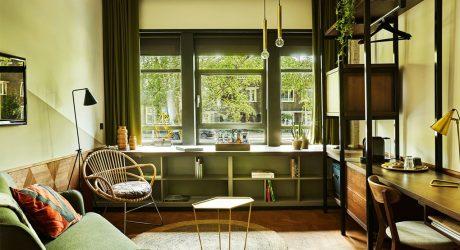 Hotel V Fizeaustraat in Amsterdam